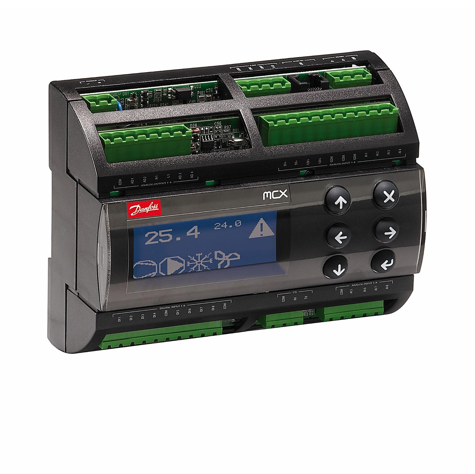 کنترلر MCX08M2